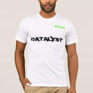 触媒、Nutriser Tシャツ