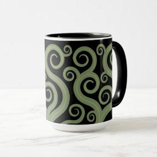触手のつる植物のギフト- Lovecraftのつる植物のマグ マグカップ