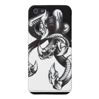 触手 iPhone 5 カバー