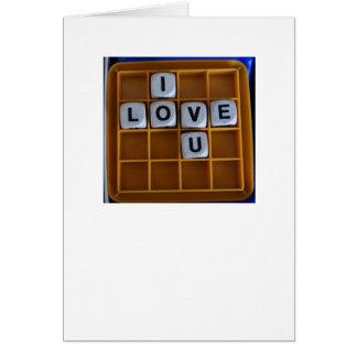 言葉遊び: 愛 カード