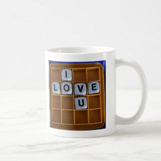 言葉遊び: 愛 コーヒーマグカップ