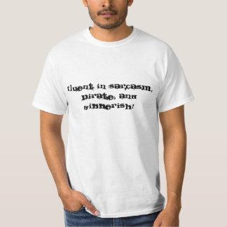 言語技術! Tシャツ