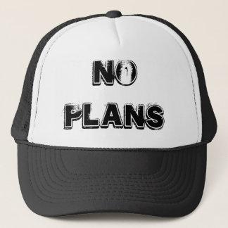 計画の帽子無し キャップ