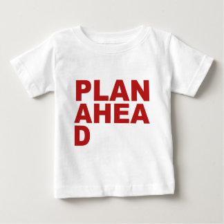 計画Ahea D ベビーTシャツ