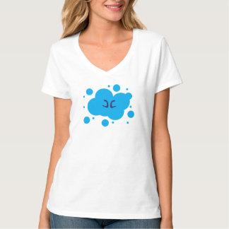 計算のキメラのロゴのTシャツ Tシャツ