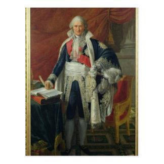 計算ジーンエチエンヌMarie Portalis 1806年 ポストカード