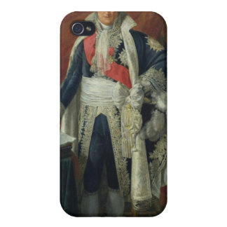 計算ジーンエチエンヌMarie Portalis 1806年 iPhone 4 Case