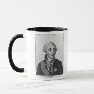 計算ルイde Marbeuf 1829年 マグカップ