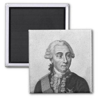 計算ルイde Marbeuf 1829年 マグネット