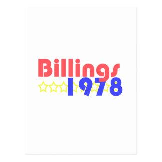 計算1978年 ポストカード