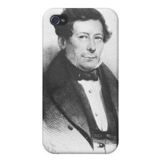 計算Felix de Merode 1837年 iPhone 4/4Sケース