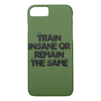 訓練しますか、または残して下さい iPhone 8/7ケース