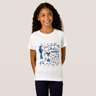 訓練のゼータのファイのベータ女の子のワイシャツの未来のゼータ Tシャツ