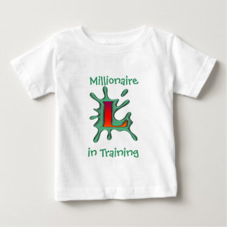 訓練のテーマ ベビーTシャツ