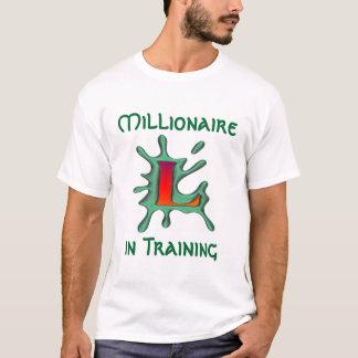 訓練のテーマ Tシャツ