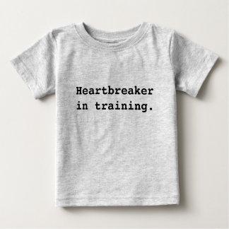 訓練のハートブレーカー ベビーTシャツ