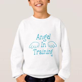 訓練の天使 スウェットシャツ