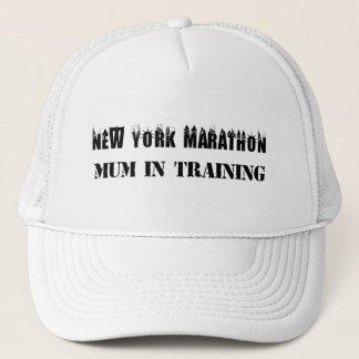 訓練の帽子のニューヨークのマラソンのミイラ キャップ