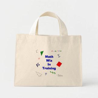 訓練の数学Wiz ミニトートバッグ