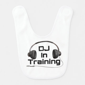 訓練のDJ -ベビー用ビブ ベビービブ