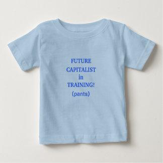 訓練のFUTURECAPITALIST! (ズボン) ベビーTシャツ