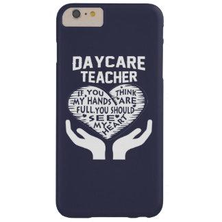 託児所の先生 BARELY THERE iPhone 6 PLUS ケース