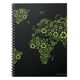 記号のリサイクルで構成される惑星の地球 ノートブック