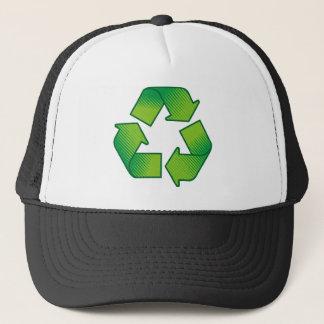 記号のリサイクル キャップ