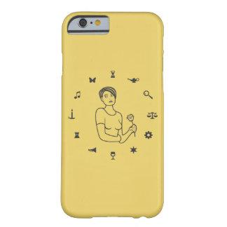 記号の女の子の車輪 BARELY THERE iPhone 6 ケース