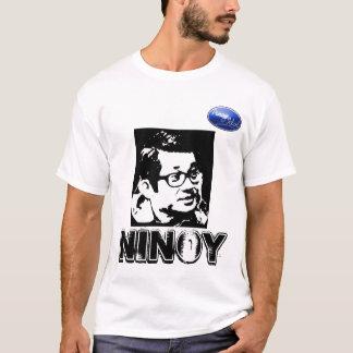 記号、フィリピン人の偶像、Ninoy Tシャツ