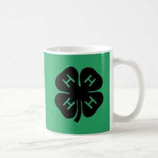 記号: 4-Hクラブ コーヒーマグカップ
