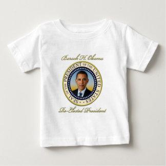 記念するバラック・オバマ大統領の再選 ベビーTシャツ