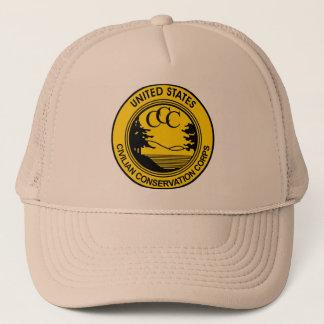 記念する一般市民の保存隊CCC キャップ