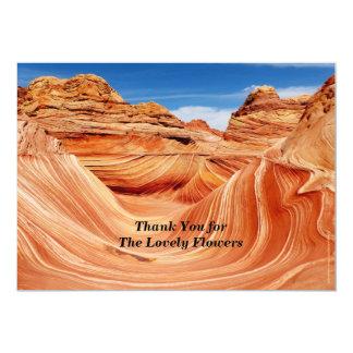 記念の寄付の写真の楽園をありがとう カード