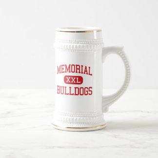記念の-ブルドッグ-中間-タンパフロリダ ビールジョッキ