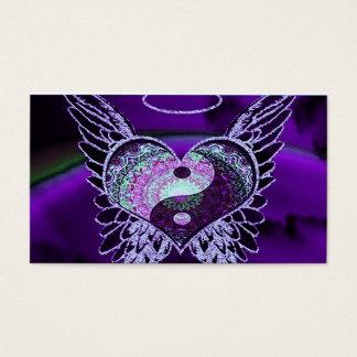 記念カード 陰陽の天使 名刺
