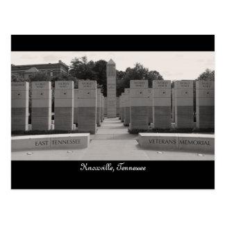 記念テネシー州の退役軍人 ポストカード