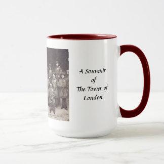 記念品のマグロンドン塔 マグカップ