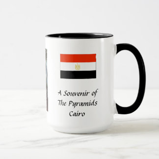 記念品のマグ-カイロのピラミッド マグカップ