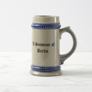 記念品のマグ-ベルリン ビールジョッキ