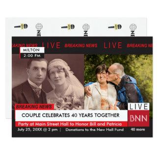 記念日の誓約の更新の最新ニュースTVのグラフィック カード