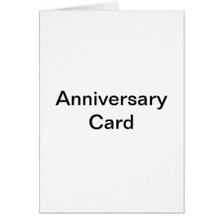 記念日カード カード