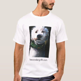 記念日Gus、leevandergrift.com Tシャツ
