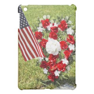 記念物/復員軍人の日の捧げ物 iPad MINIカバー