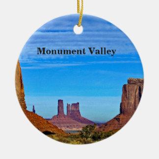 記念碑の谷 セラミックオーナメント