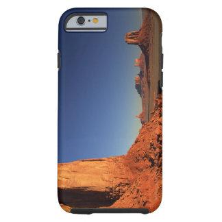 記念碑の谷、ナバホー人の種族公園、アリゾナ iPhone 6 タフケース