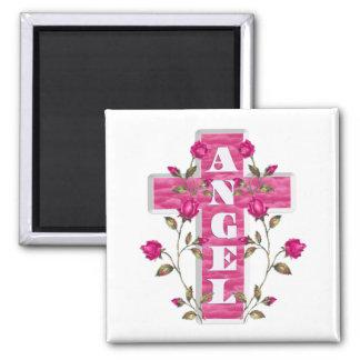 記憶天使の磁石のピンク マグネット