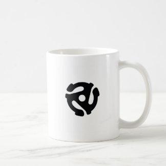 記録的なアダプター コーヒーマグカップ