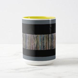 記録的なコレクション ツートーンマグカップ