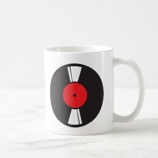 記録 コーヒーマグカップ
